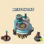 Prototypes and Weapon Lab