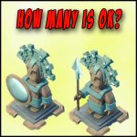 """What quantity of """"ice"""" statues is optimal? Poll."""