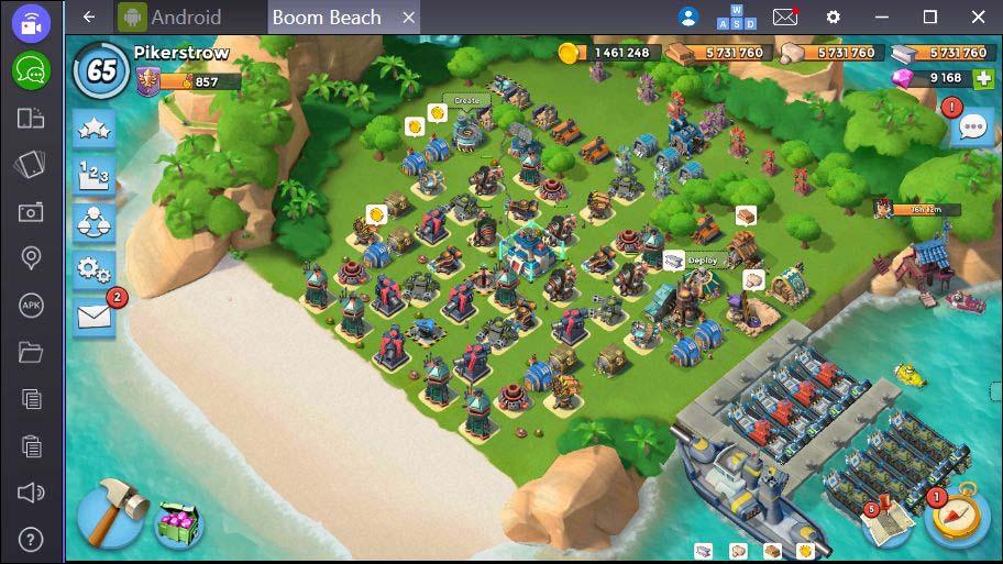 Boom Beach on PC