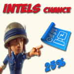 What are the chances to get intel?