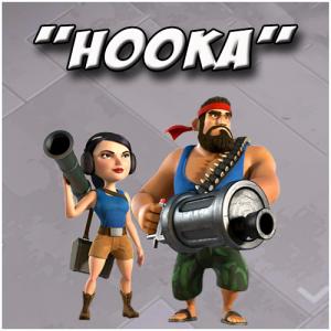Hooka Boom Beach