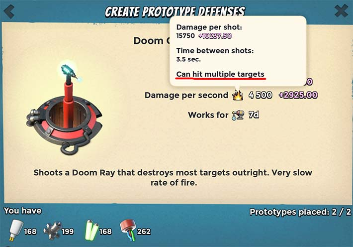 Doom Cannon Boom Beach