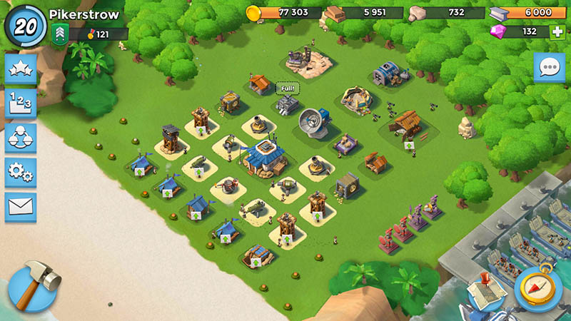 Best defense base layout hq 9 10 11 12 boom beach all The best layout