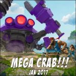 The next Mega Crab has left… Poll.