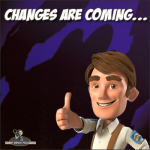 March Update sneak peek: changes are coming…